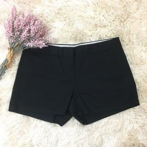 J.Crew Black Chino Broken In Shorts - NWT